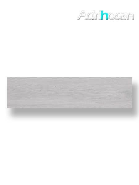 Pavimento antideslizante porcelánico Ecija gris 25x100 cm imitación madera (1.5 m2/cj)
