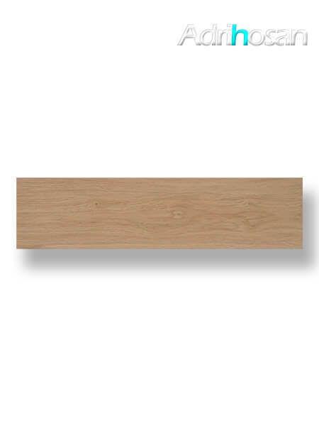 Pavimento porcelánico Ecija Haya 25x100 cm imitación madera (1.5 m2/cj)