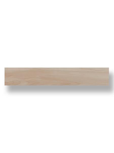 Pavimento porcelánico rectificado Aranjuez Crema 20x120 cm.