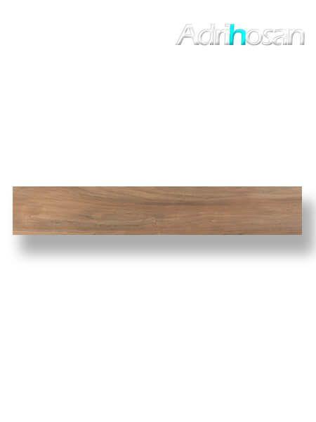 Pavimento porcelánico rectificado Aranjuez noce 20x120 cm (1.44 m2/cj)