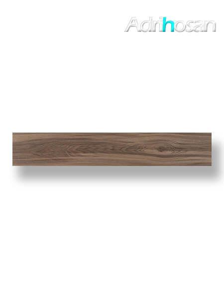 Pavimento porcelánico rectificado Cuellar Noce 20x120 cm (1.44 m2/cj)