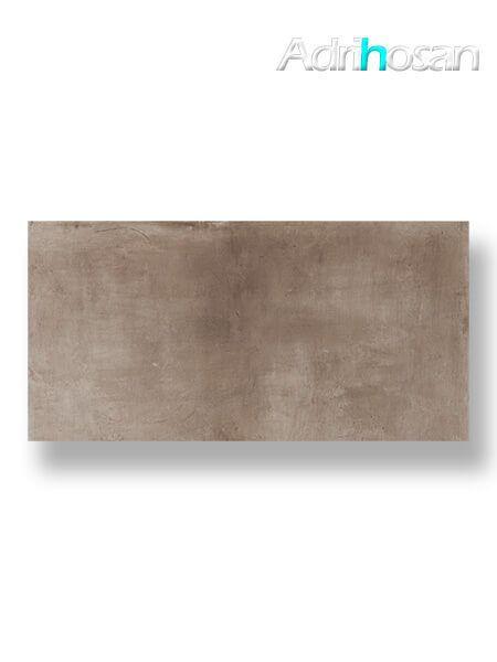 Pavimento porcelánico rectificado pulido Bailén bronce 90x180 cm (1,44 m2/cj)