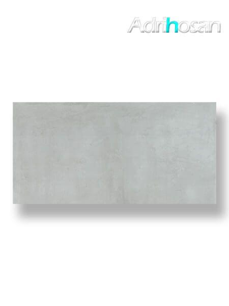 Pavimento porcelánico rectificado pulido Bailén gris 90x180 cm (1,44 m2/cj)