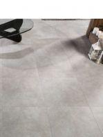 Pavimento porcelánico Zurich gris 60,8x60,8 cm.
