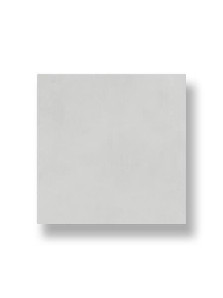 Porcelánico gran formato rectificado pavimento Village blanco 90 x 90 cm.