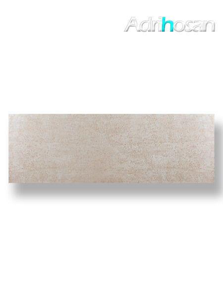 Revestimiento pasta blanca rectificado Sensación crema mate 40x120 cm (1.44 m2/cj)