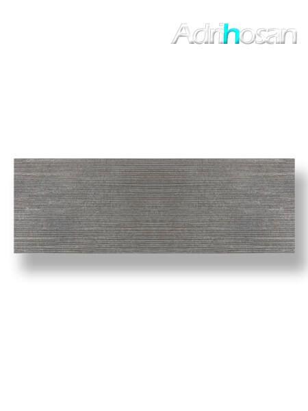 Revestimiento pasta blanca rectificado Sensación decorado marengo mate 40x120 cm (1.44 m2/cj)
