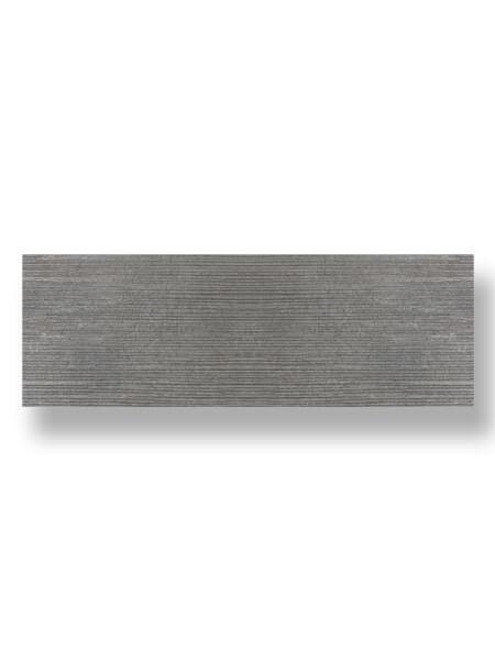Revestimiento pasta blanca rectificado Sensación decorado marengo mate 40x120 cm