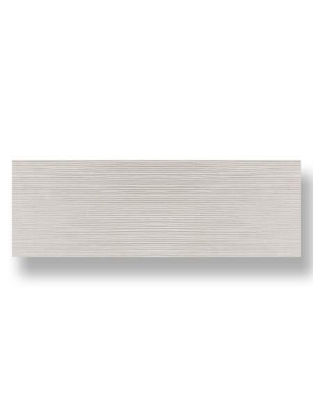 Revestimiento pasta blanca rectificado Sensación decorado marfil mate 40x120 cm.