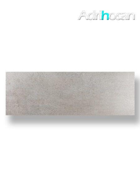 Revestimiento pasta blanca rectificado Sensación gris mate 40x120 cm (1.44 m2/cj)
