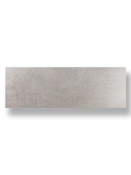 Revestimiento pasta blanca rectificado Sensación gris mate 40x120 cm.