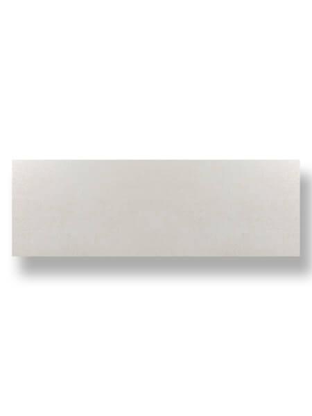 Revestimiento pasta blanca rectificado Sensación marfil mate 40x120 cm.