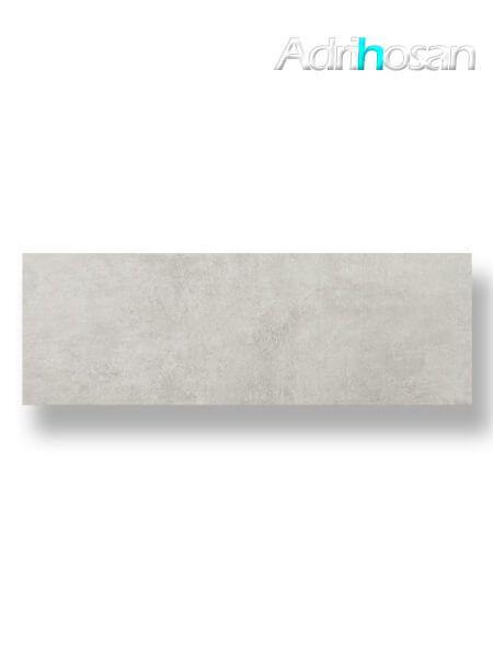 Azulejo pasta blanca rectificado Messei blanco 30x90 cm (1.08 m2/cj)