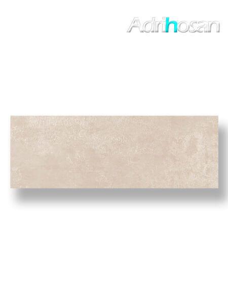 Azulejo pasta blanca rectificado Messei crema 30x90 cm (1.08 m2/cj)