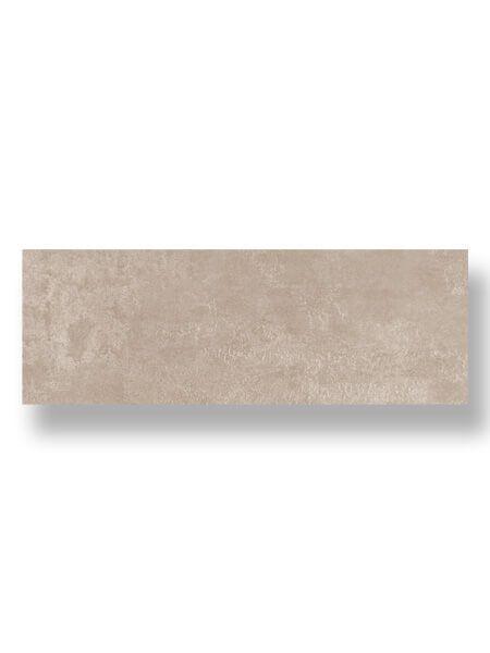 Azulejo pasta blanca rectificado Messei noce mate 30x90 cm.
