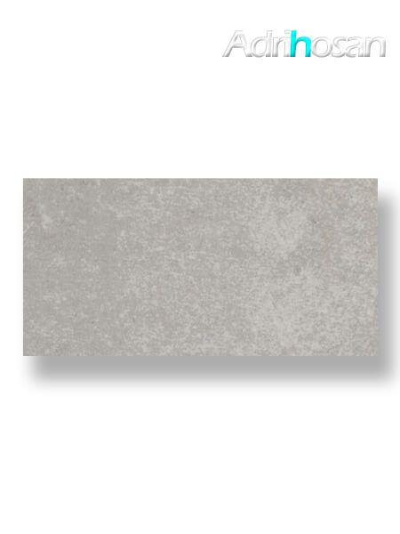 Pavimento porcelánico rectificado Beziers gris 60x120 cm (1.44 m2/cj)