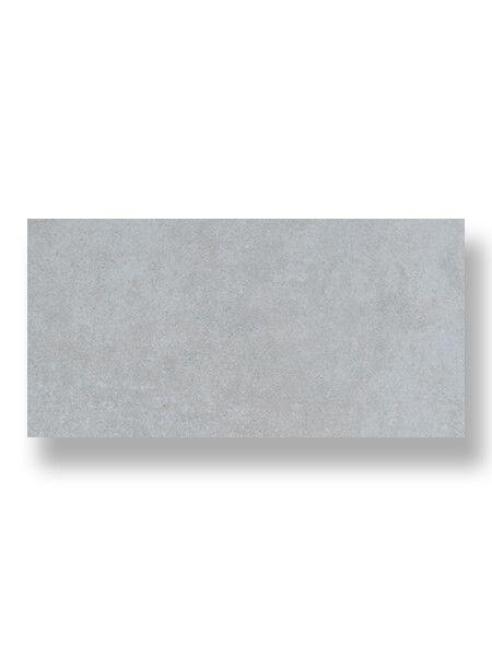Pavimento porcelánico rectificado imitación cemento Beziers perla