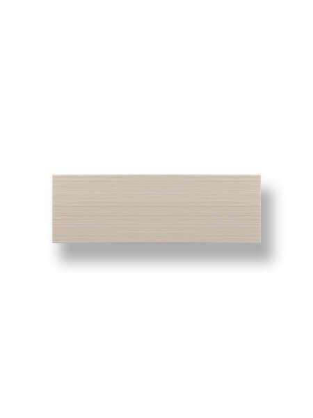 Revestimiento pasta blanca Autum crema brillo 20x60 cm.