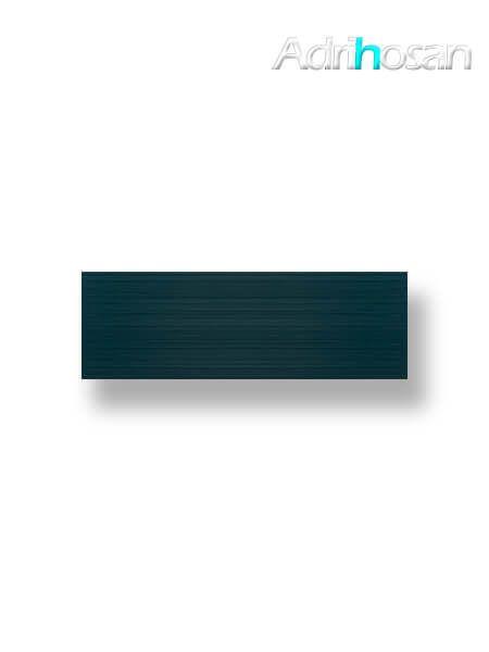 Revestimiento pasta blanca Autum turquesa brillo 20x60 cm (1.08 m2/cj)