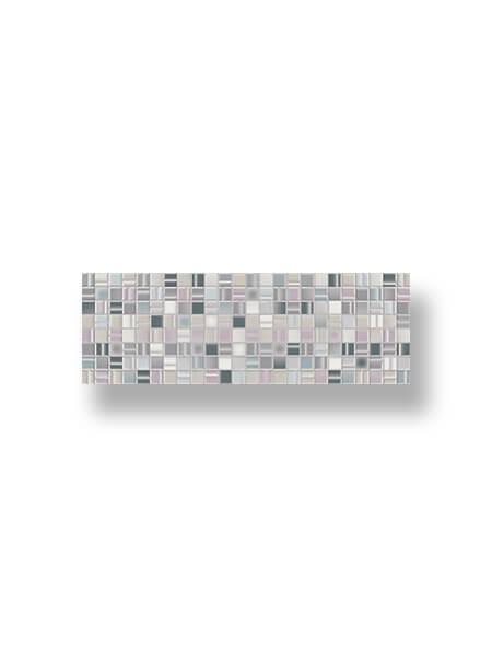 Revestimiento pasta blanca Autum decorado ikara mix brillo 20x60 cm.