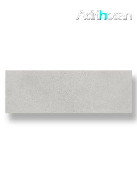 Revestimiento pasta blanca rectificado Brest gris mate 40x120 cm (1.44 m2/cj)