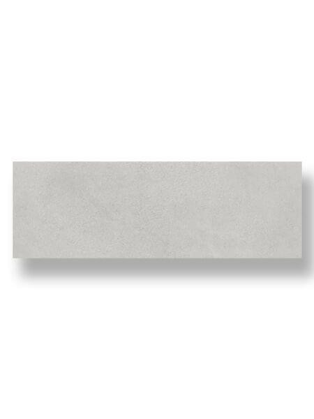 Revestimiento pasta blanca rectificado Brest gris mate 40x120 cm.