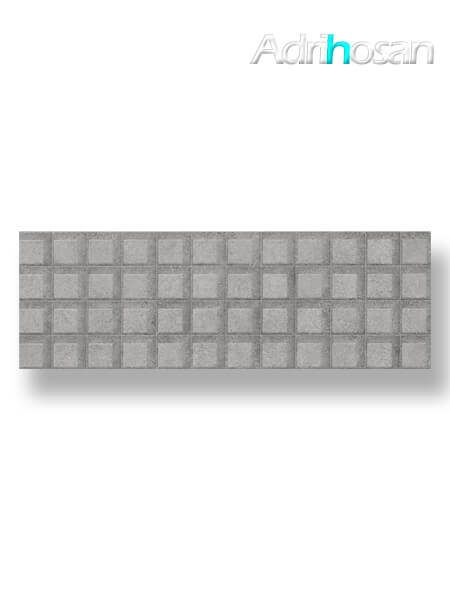 Revestimiento pasta blanca rectificado relieve Brest marengo mate 40x120 cm (1.44 m2/cj)