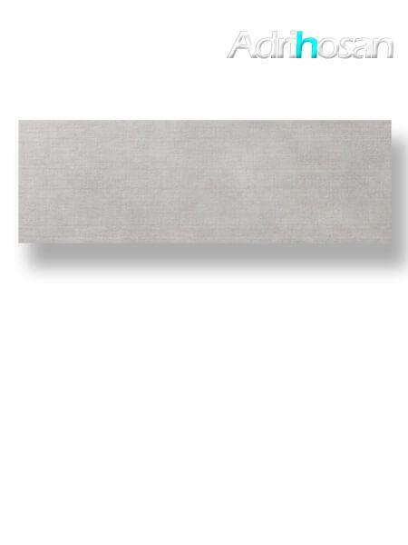 Azulejo pasta blanca rectificado Albufera gris 30x90 cm (1.08 m2/cj)