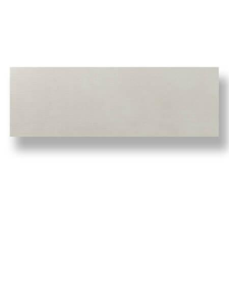 Azulejo pasta blanca rectificado Albufera marfil mate 30x90 cm.