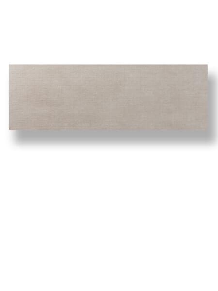 Azulejo pasta blanca rectificado Albufera taupe mate 30x90 cm