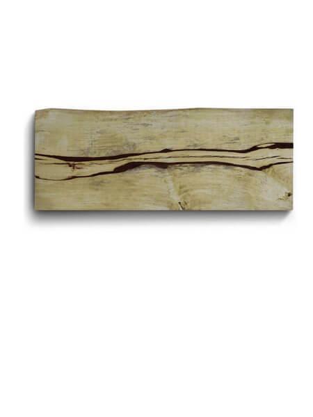 Encimera de madera natural Tamarindo 1200 x 500 x 60 mm