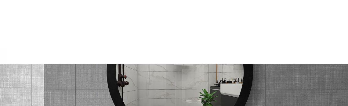 Espejo negro sin iluminación redondo diámetro 80 cm