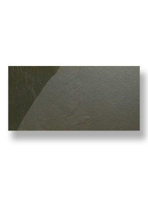 Piedra natural pizarra verde 30 x 60 cm