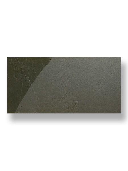 Piedra natural pizarra verde 30 x 60 cm (0.18 m2/cj)