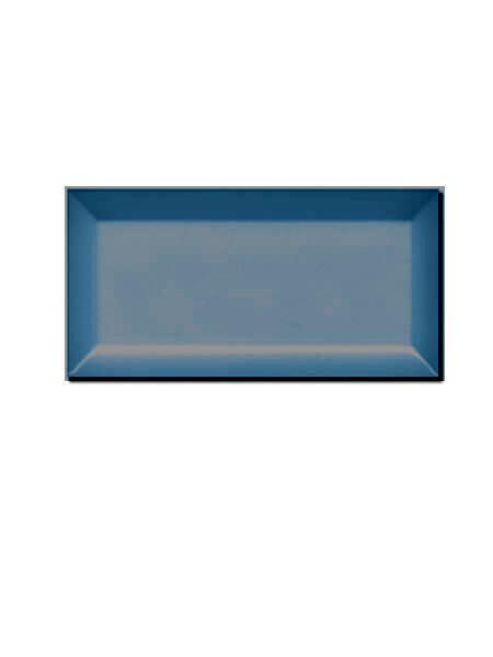Azulejo tipo metro biselado Atlantis mate 10X20 cm (1 m2/cj)