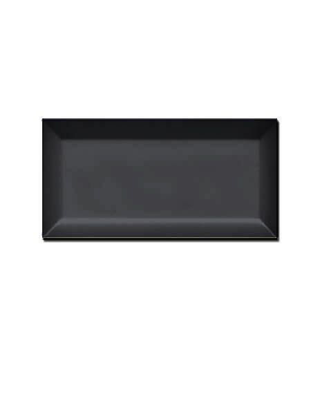 Azulejo tipo metro biselado grafitte 10X20 cm (1 m2/cj)
