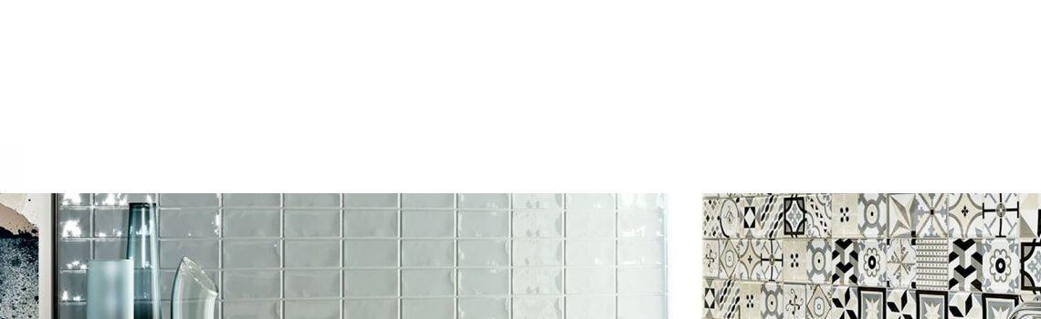 Azulejo tipo metro Millenium 20x20 cm