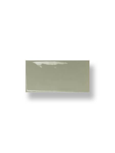Revestimiento tipo metro Millenium sage 10x20 cm (1 m2/cj)