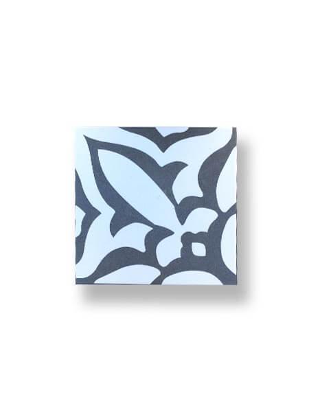 Pavimento porcelánico hidráulico Kira 22.3x22.3 cm (1 m2/cj)