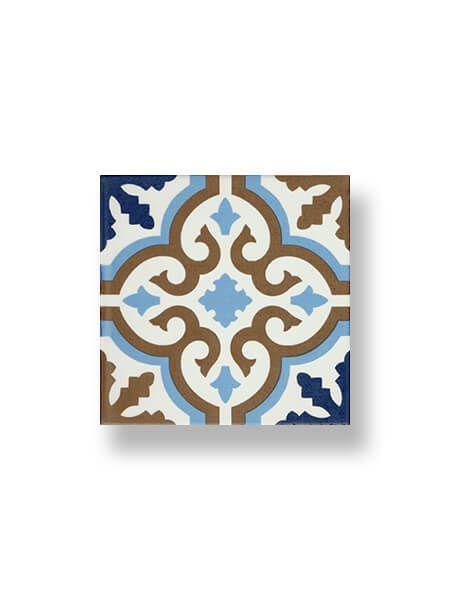 Pavimento porcelánico hidráulico Laverton Beltri 24x24 cm (1,04 m2/cj)