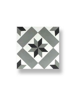 Pavimento porcelánico hidráulico Laverton calvet 24x24 cm.