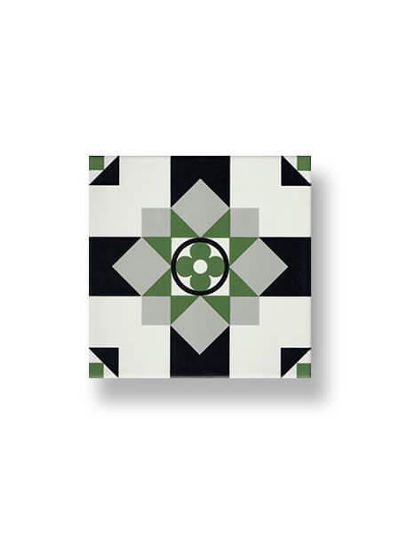 Pavimento porcelánico hidráulico Laverton Dorda 24x24 cm (1,04 m2/cj)
