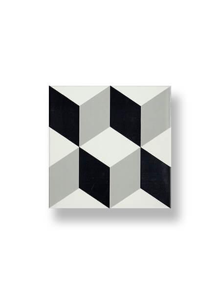 Pavimento porcelánico hidráulico Laverton Guell 24x24 cm (1,04 m2/cj)