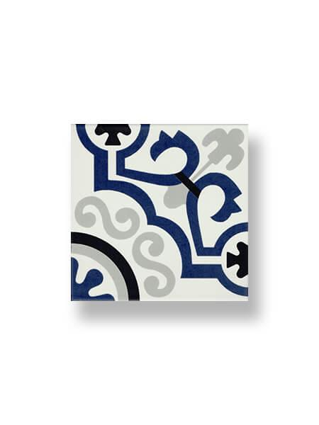 Pavimento porcelánico hidráulico Laverton Morera 24x24 cm (1,04 m2/cj)