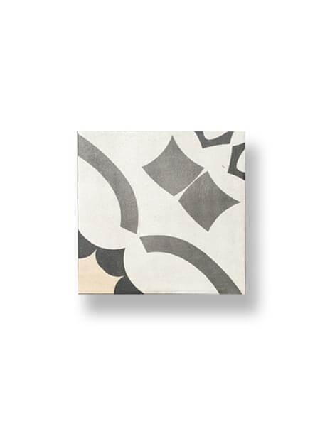 Pavimento porcelánico hidráulico Ricco 22.3x22.3 cm.