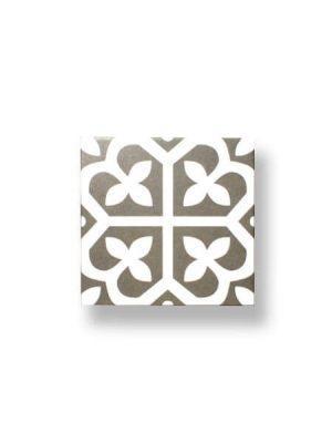 Pavimento porcelánico hidráulico Tycho 22.3x22.3 cm.