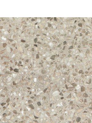Pavimento porcelánico terrazo Noche beige 24x24 cm