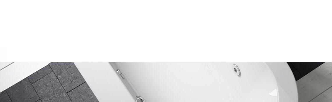 Bañera exenta acrílica Sedaví 180x80 cm