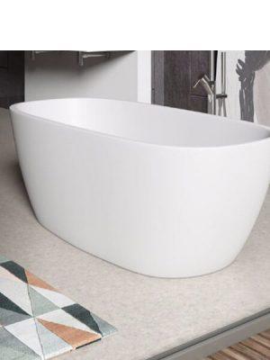 Bañera exenta Solid Surface Alejandría 170x72 cm .