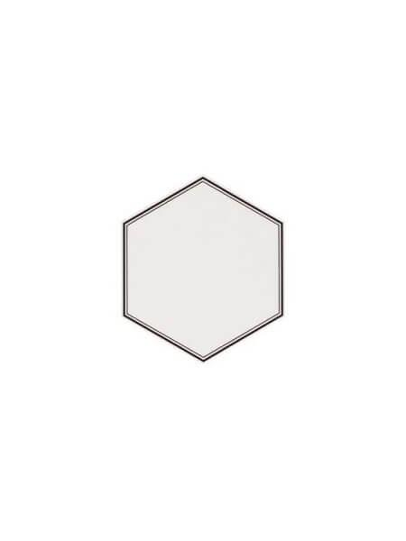 Pavimento hexagonal porcelánico Grazia base 28.5 x 33 cm (1 m2/cj)
